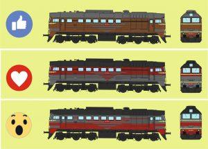 Tři barevná schémata pro opravovaného sergeje KDS. Foto: KDS