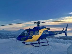 Vrtulník AS350B3/H125 společnost Soloy Helicopters. Foto: Soloy Helicopters