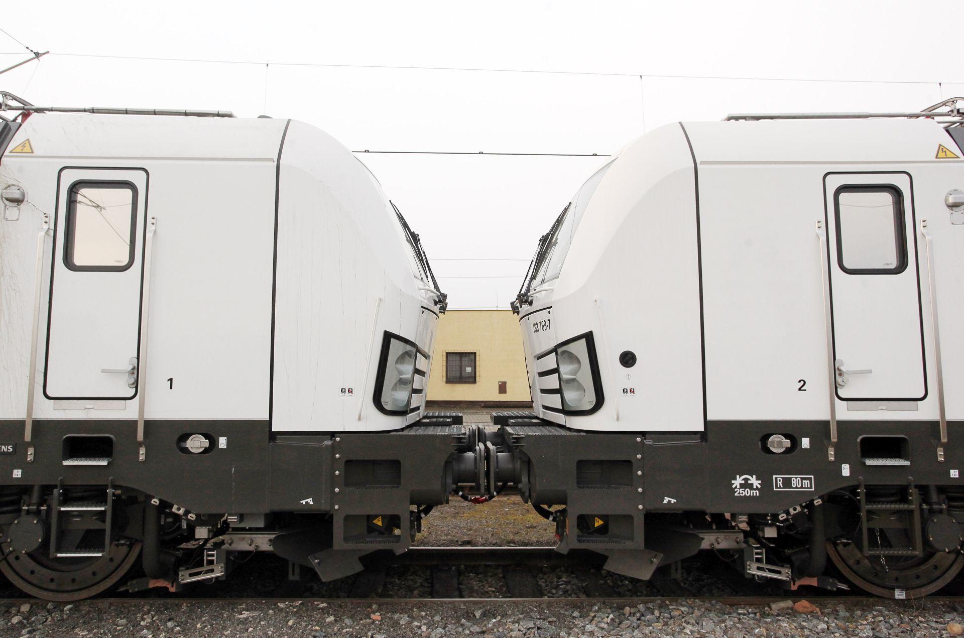 Lokomotivy řady 193 Vectron míří do flotily ČD. Pramen: České dráhy