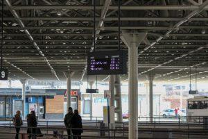 Modernizované autobusové nádraží Zvonařka v Brně. Foto: IDS JMK