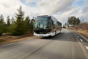 Nová generace autobusů Scania Citywide LF. Foto: Scania