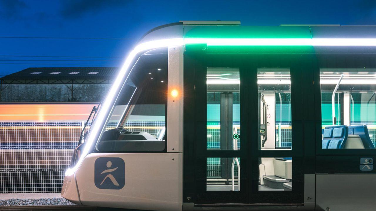 Nová tramvaj Alstom Citadis pro linku T9 Porte de Choisy - Orly. Foto: Alstom
