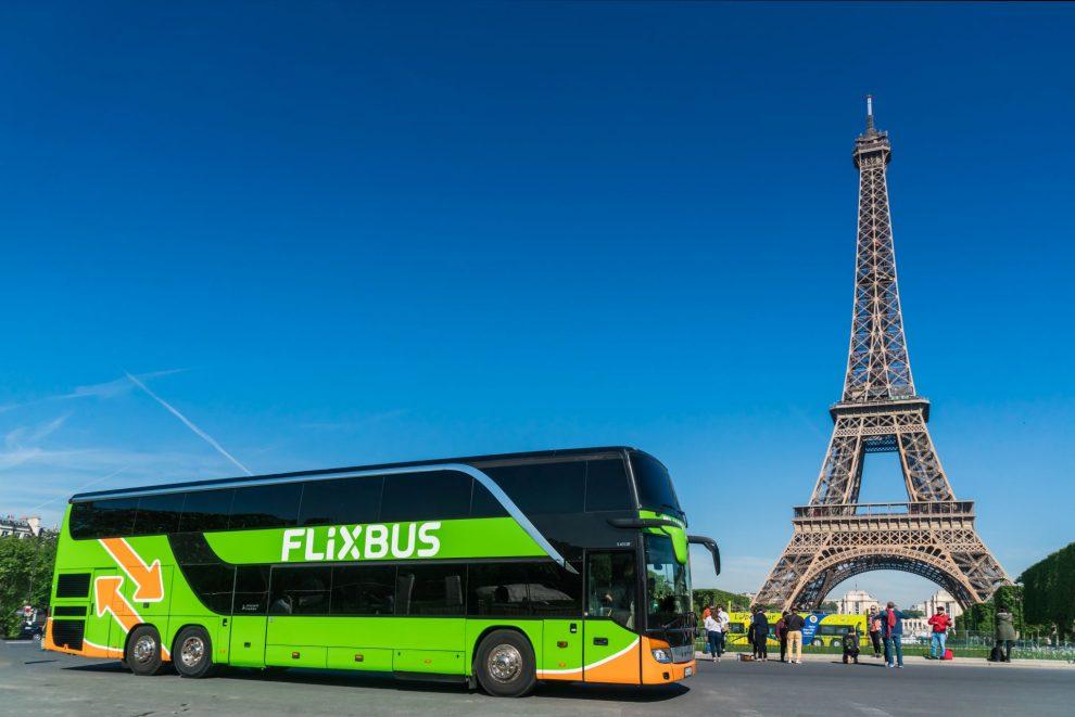 Autobus FlixBusu. Pramen: FlixBus