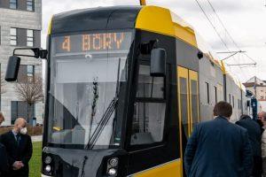 Nová tramvaj Škoda ForCity Smart pro Plzeň. Pramen: Škoda Transportation