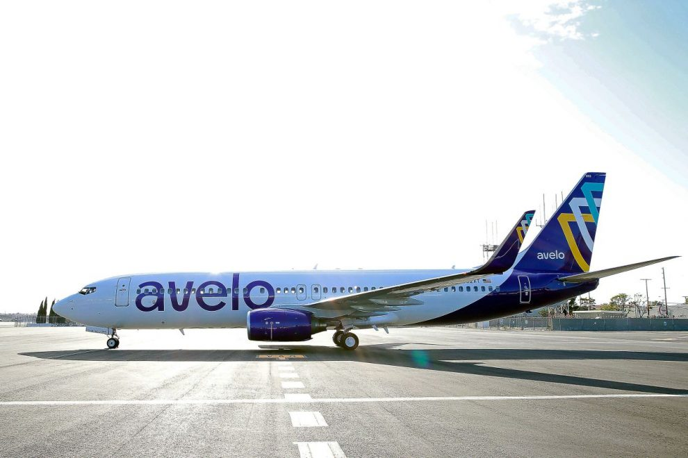 Boeing 737-800 pro Avelo Airlines. Foto: Avelo