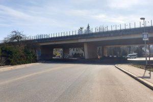 Most na silnici I/35 v Liberci - Doubí. Foto: Liberec.cz