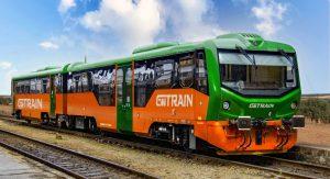 Vizualizace motorové jednotky 813 v barvách GW Train Regio. Foto: GWTR