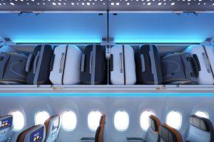Interiér A321LR pro JetBlue. Foto: JetBlue