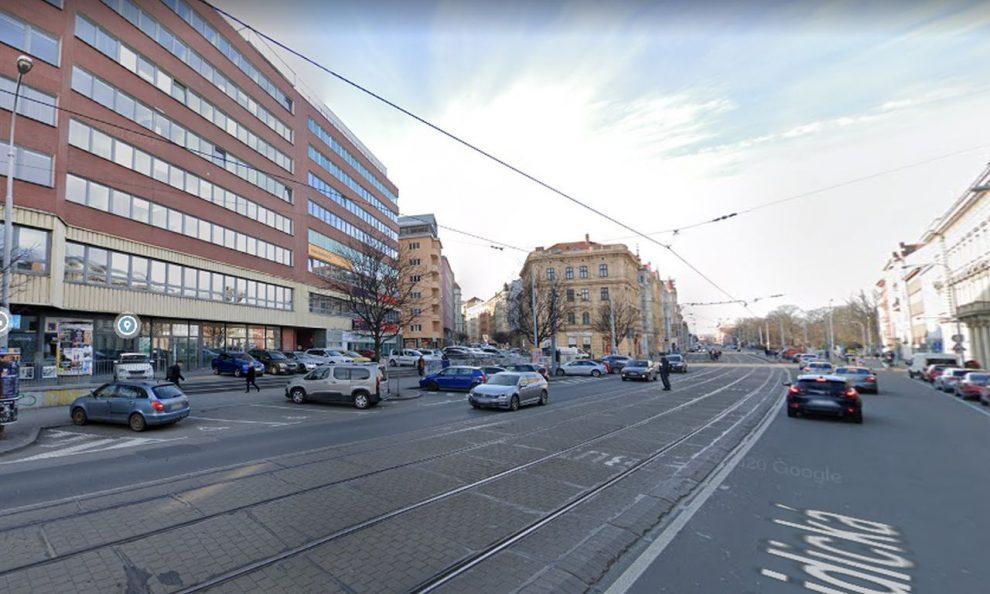 Lidická ulice v Brně. Foto: Google Street View
