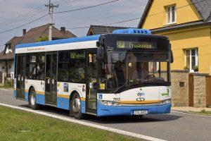 Autobus Solaris Urbino 10. Foto: DPO