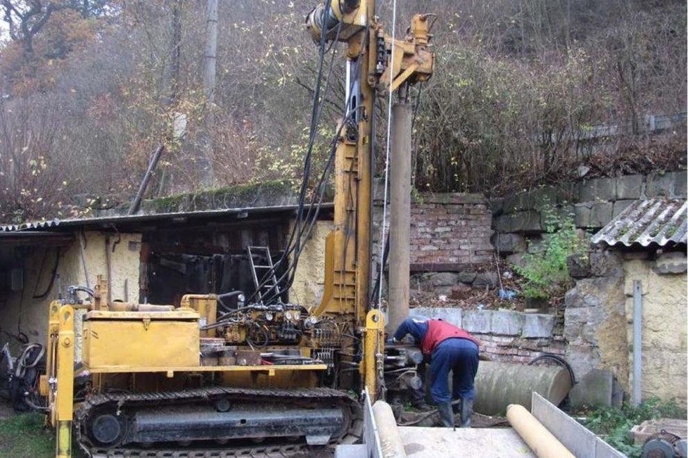 Oprava silnice v Tupadlech. Foto: ŘSD