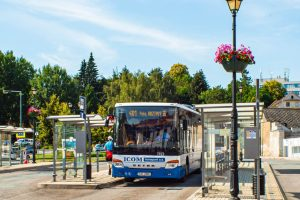 Autobus ČSAD Benešov. Foto: Ropid