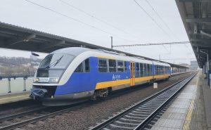 Městskou linku S49 dnes zajišťuje Arriva. Pramen: ROPID
