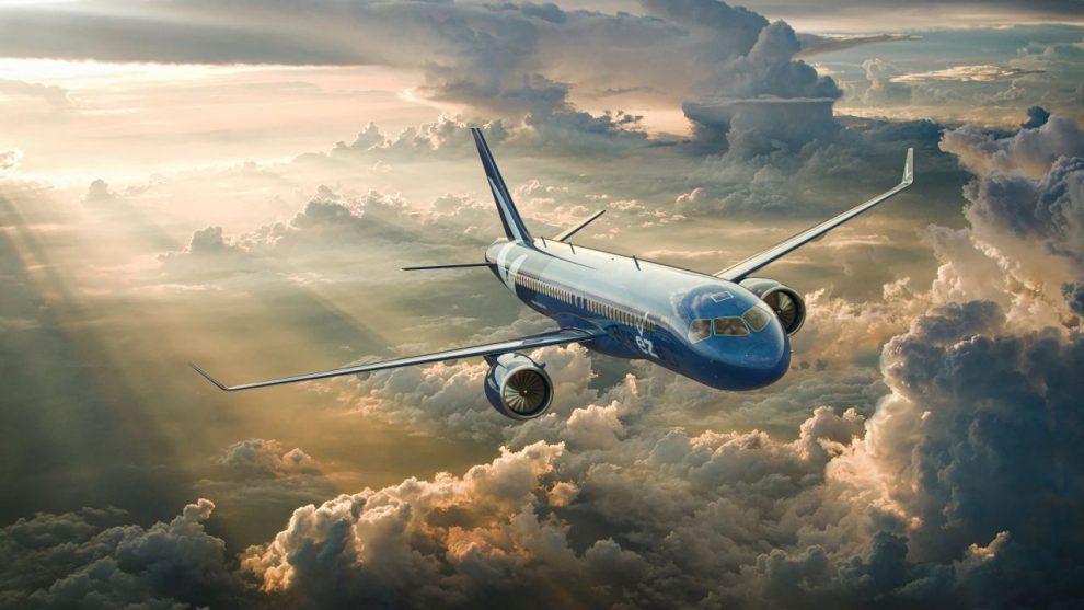 Embraer E195 v barvách Breeze Airways. Foto: Breeze Airways