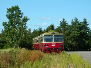 Hvozdnický expres. Pramen: FB Railway Capital