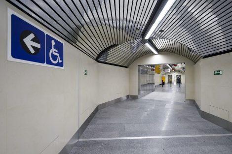 Nové výtahy ve stanici Karlovo náměstí. Autor: Petr Hejna/DPP