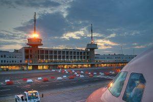 Letiště Ference Liszta, Budapešť. Autor: © Raimond Spekking / CC BY-SA 4.0 (via Wikimedia Commons), CC BY-SA 4.0, https://commons.wikimedia.org/w/index.php?curid=7065179