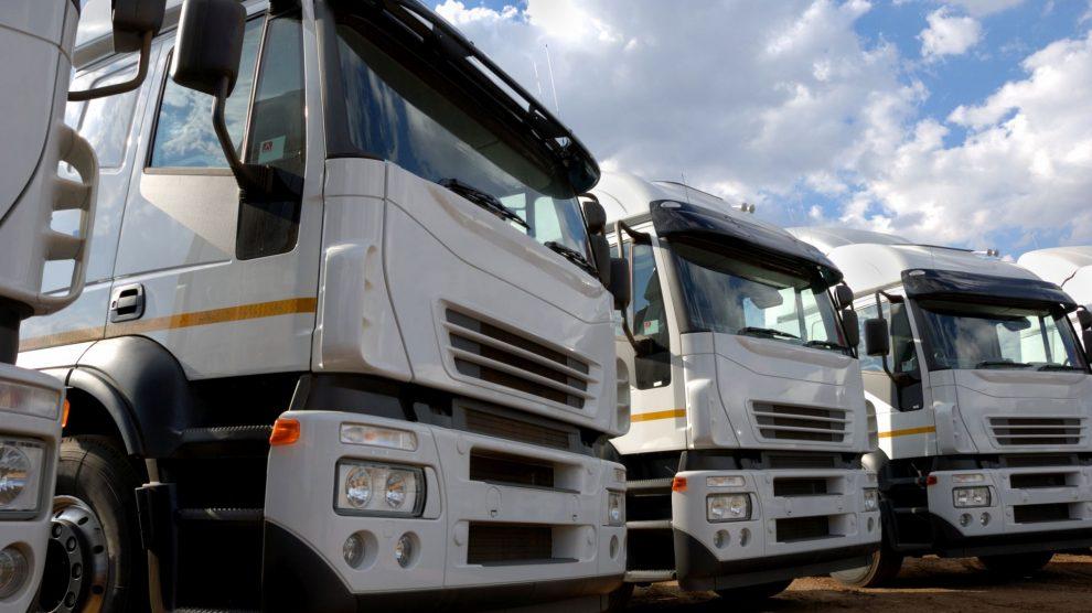 Kamiony, ilustrační foto. Pramen: SGEF