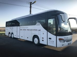 Autobus Setra S 416 GT-HD. Foto: Marek Psotný - Mauriga