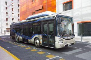 Autobus Iveco Urbanway na CNG. Pramen: Iveco Bus