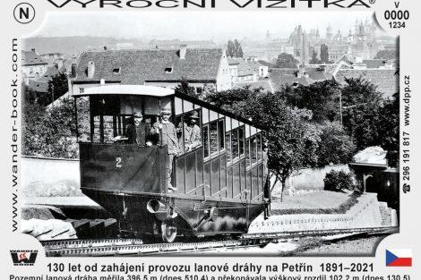 Nová turistická vizitka k 130. výročí lanovky na Petřín. Foto: DPP