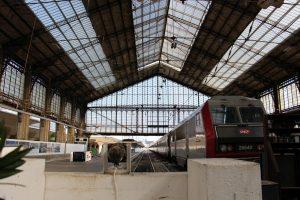 Pařížské nádraží Austerlitz. Foto: Fred Romero / Flickr.com