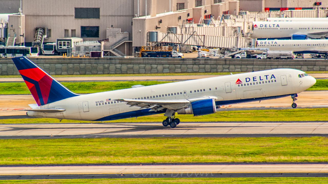 Boeing 767 společnosti Delta Air Lines. Foto: Collin Brown Photography / Flickr.com
