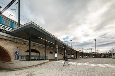Moderní vybavení autobusového nádraží Florenc. Pramen: egoé