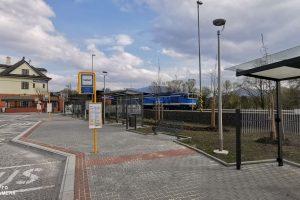 Přestupní terminál ve Frýdlantu nad Ostravicí. Foto: Kodis