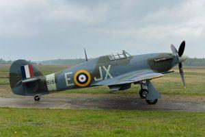 Hawker Hurricane. Foto: Letecké muzeum Točná