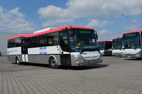 Nové autobusy pro BDS-BUS. Foto: BDS-BUS