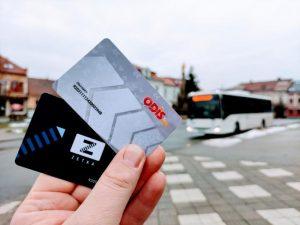 Karty pro veřejnou dopravu ZETKA a ODISka. Foto: Kodis