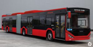 Nový autobus Otokar Kent C pro Dopravný podnik Bratislava. Foto: DPB
