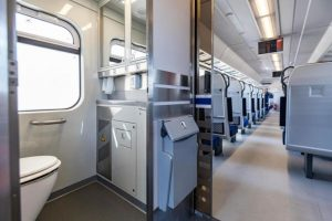 Modernizovaný vůz 141A-20. Foto: PKP Intercity