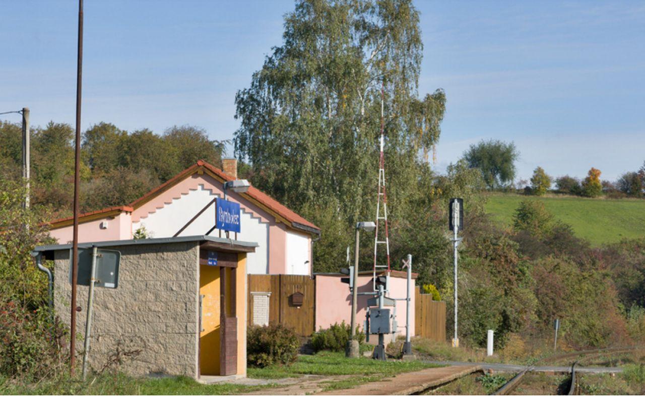 Zastávka Rynholec. Foto: Správa železnic