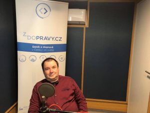 Jan Šatava. Autor: Zdopravy.cz/Ondřej Kubala