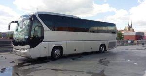 Autobus Neoplan společnosti United Buses. Foto: UB