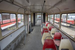 Nová akvizice DPP, bratislavská tramvaj Tatra K2. Autor: DPP/Robert Mara