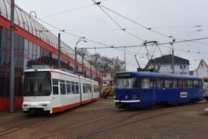 Tramvaj GT6M po modernizaci v Liberci. Foto: Libor Hinčica / Cegelec