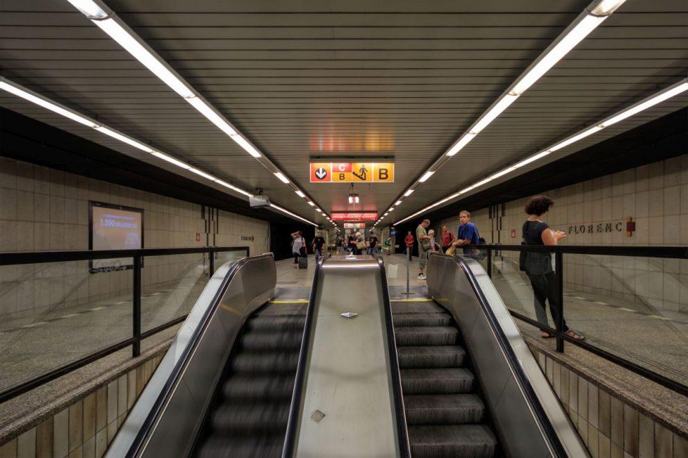 Stanice metra Florenc. Foto: A Savin / Wkimedia Commons