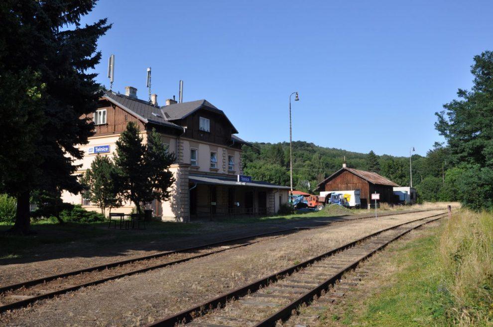 Stanice Telnice na Kozí dráze. Foto: Rolf-Dresden / Wikimedia Commons