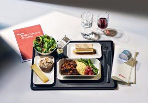 Nová třída Swiss Premium Economy. Pramen: Swiss