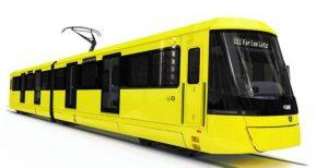 Nová vozidla pro Ruhrbahn. Foto: CAF