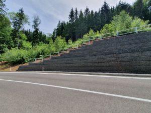Silnice II/288 Podbozkov - Cimbál. Foto: Liberecký kraj