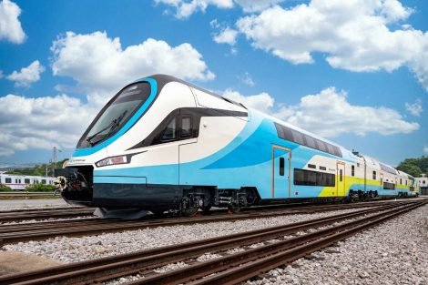 Nová elektrická jednotka pro Westbahn. Foto: CRRC
