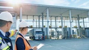 Přeprava zboží kamionem. Foto: DB Schenker