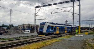 Stanice Plzeň - Koterov. Foto: Jan Sůra / Zdopravy.cz