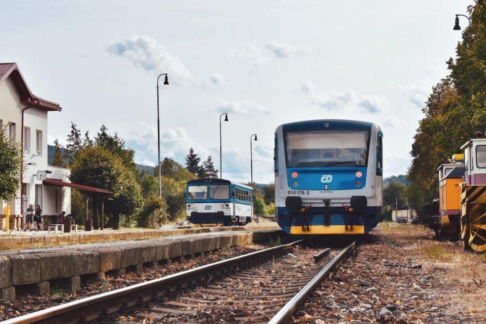 Stanice Lochovice. Foto: Pražská integrovaná doprava