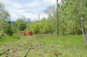 Zahájení obnovy tratě Gryfów – Świeradów. Foto: FM profil městského úřadu Mirsk