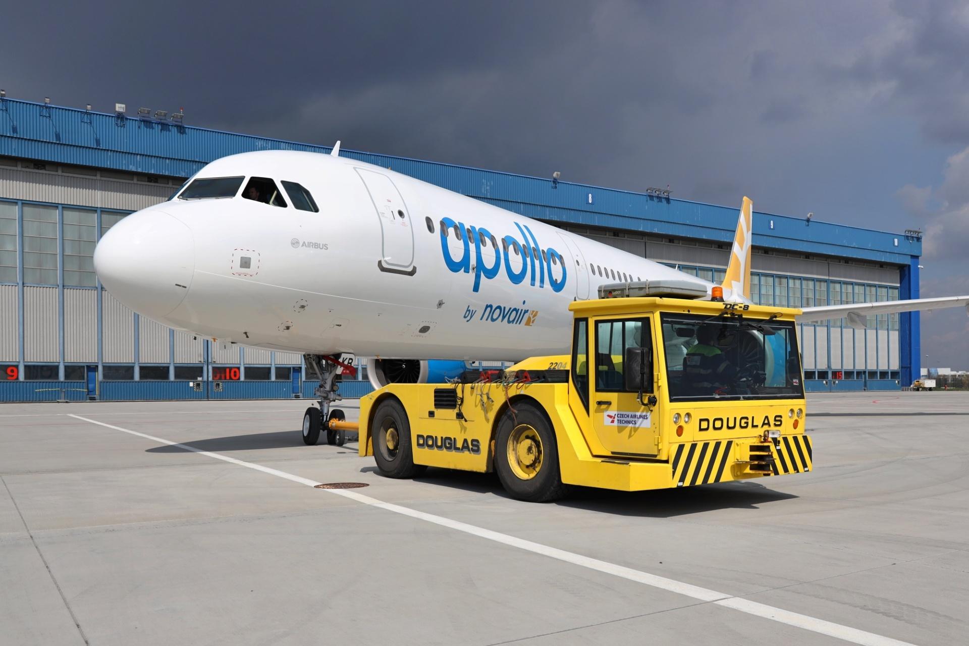 Airbus A320neo Family společnosti Novair. Pramen: CSAT